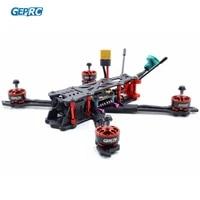 geprc gep mark2 230mm fpv racing drone pnpbnf f4 40a blheli_s dshot600 5 8g 25200600mw vtx rc drone toys