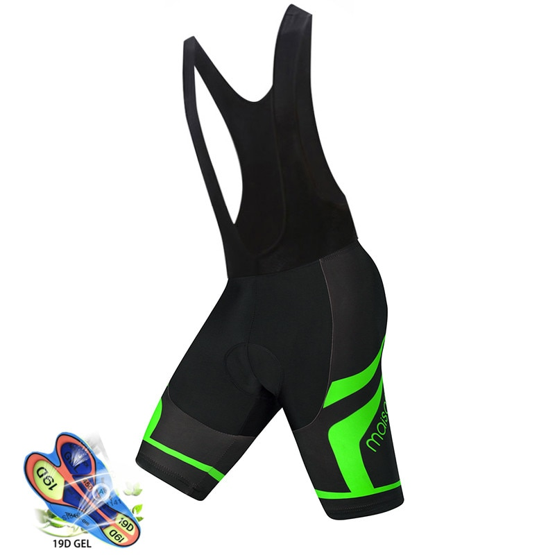 2019 Conjunto de Jersey de Ciclismo de secado rápido MTB ropa de bicicleta de carretera transpirable ropa para bicicleta de montaña pantalones con tirantes de ciclismo