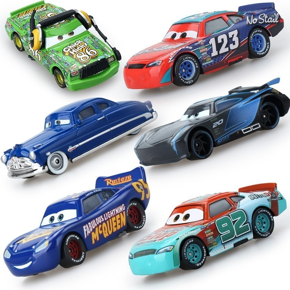 Disney Pixar с рисунками из мультфильма «Тачки 2 33 Стиль Lightning Mcqueen Mater 1:55 Diecast металлического сплава Модель автомобиля игрушки в подарок на день ро...