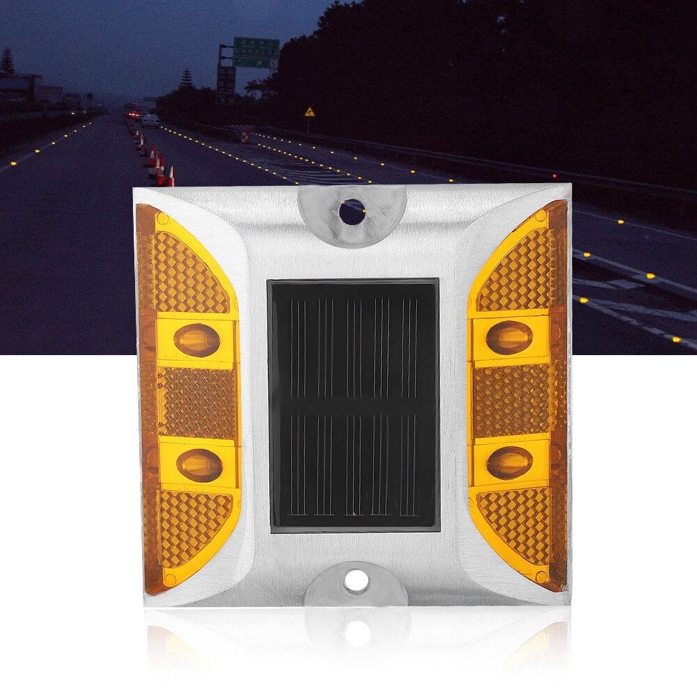 Литье Алюминиевый Дорожный шпилька на открытом воздухе солнечные лампы для пути