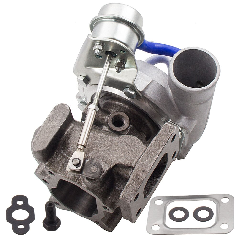 Турбокомпрессор GT2871 GT25 GT28 T25 GT2860 SR20 CA18DET турбонагнетатель воды AR .64 Настройка-2