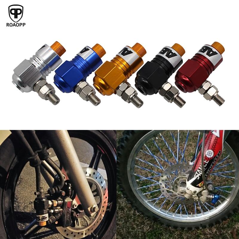 ROAOPP Universal 10mm Motorcycle ABS Anti-locked Braking System Brake Caliper Assist System Dirt Bike ATV Motocross Quad Scooter