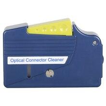 섬유 끝 얼굴 청소 상자 섬유 닦아 도구 피그 테일 클리너 카세트 섬유 클리너, 광섬유 도구 클리너 Ftth SC ST/FC