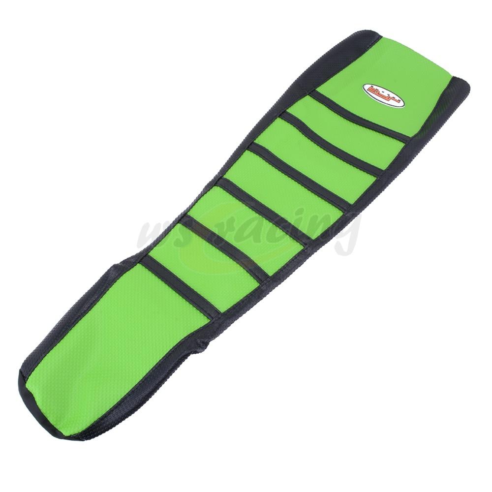 De suave Girp pinza de goma cubierta de asiento suave para KAWASAKI KLX250 94 95 96 97 98 99 00 01 02 03 04 05 06 07 KLX300 94-07