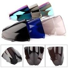 Moto pare-brise avant pare-brise ABS Protection pour Honda RVT 1000 1000R RVT1000R VTR1000 SP1 SP2 RC51 2000-2006