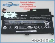 Genuine AA-PBVN3AB, Ba43-00358a bateria para SAMSUNG NP370R5E-A01FR NP370R5E-A06UK NP370R5E-S08IT NP370R5E-S02CH, 3780 mAh, 43 W,