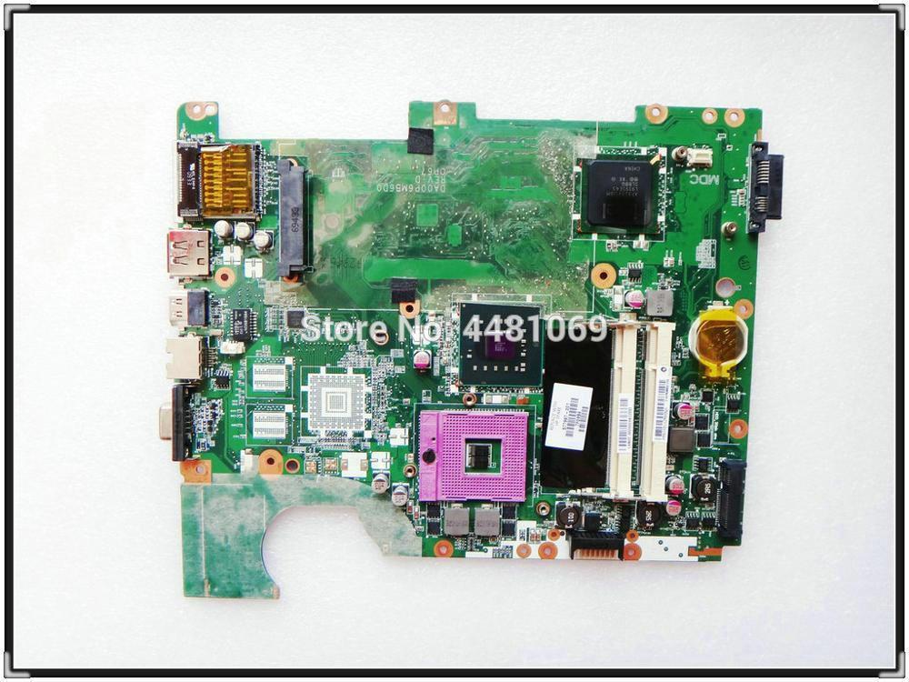 CQ61-301TU CQ61-304TU CQ61-411TU CQ61-418TU CQ61-407SF CQ61-402TU دفتر 577997-001 ل HP G61 CQ61 اللوحة DAOOP6MB6D0