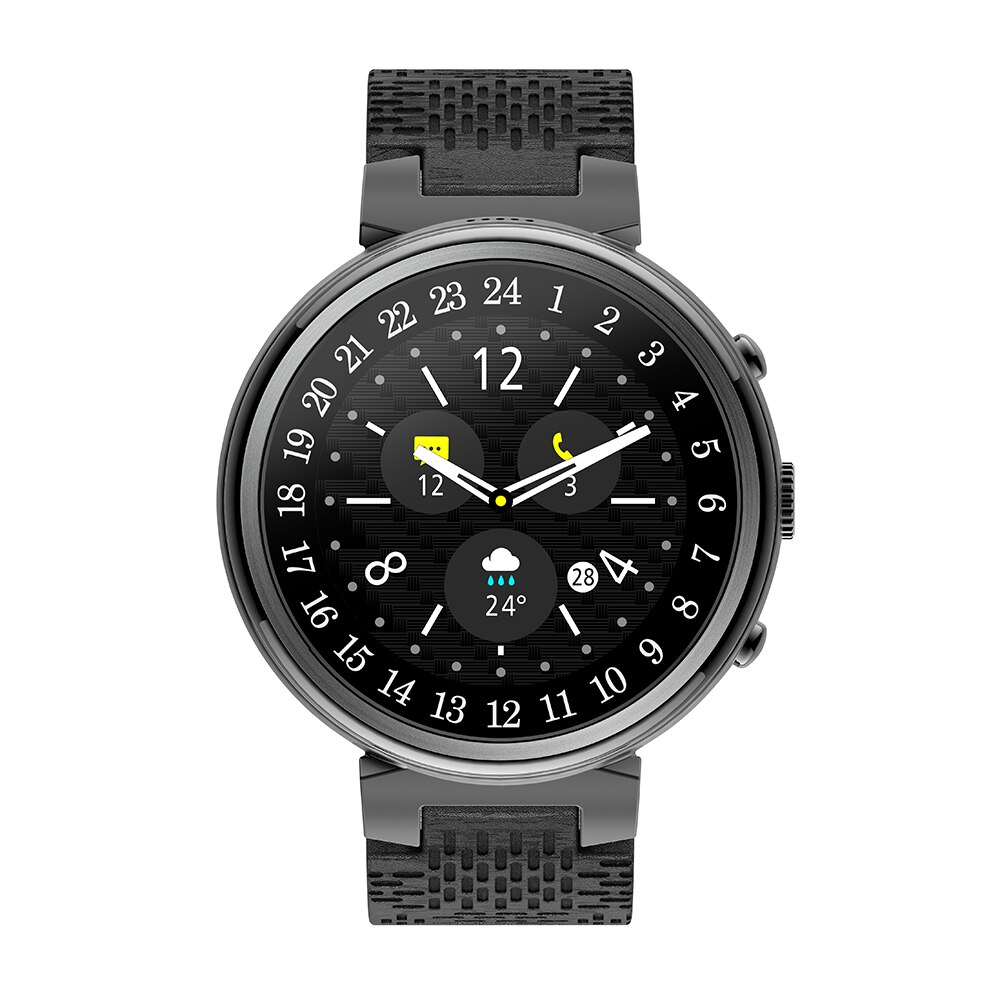 IQI I6 3G GPS Smartwatch teléfono 1,3 pulgadas TFT Android 5,1 MTK6580 1,3 GHz 2GB + 16GB reloj inteligente deportivo hombres BT 4,0 dispositivos portátiles