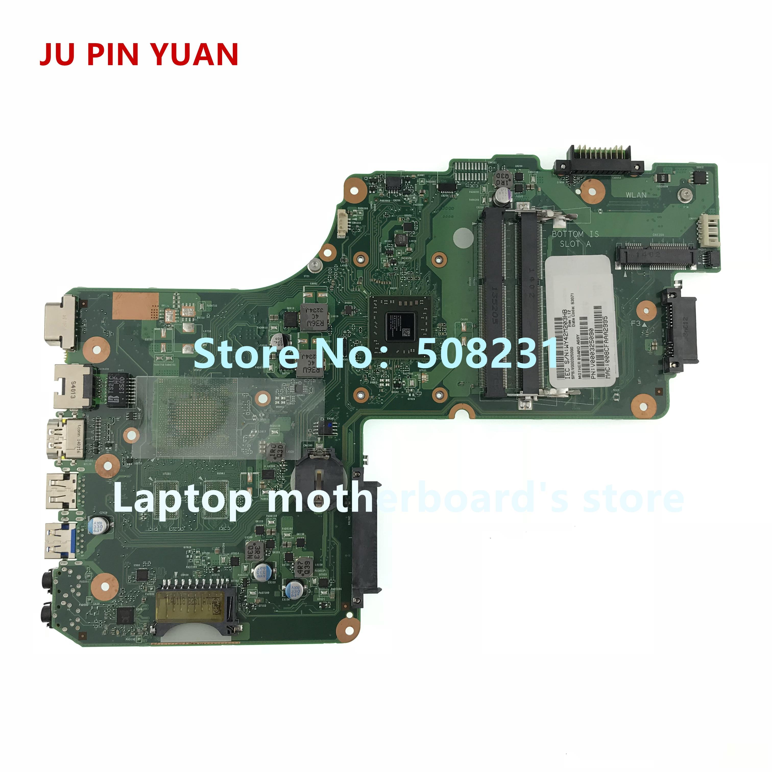 جو دبوس يوان V000325090 اللوحة لتوشيبا C55DT C50DT-A اللوحة المحمول 6050A2556901-MB-A03