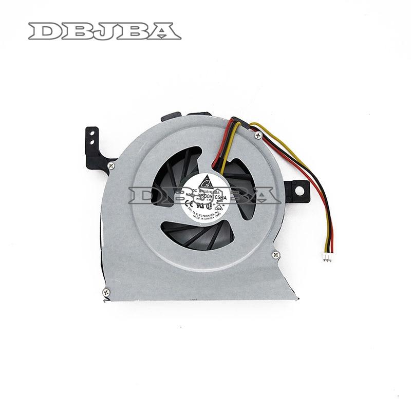 Nuevo refrigerador ventilador para Toshiba Satellite L645-S4104 L645-S4102 L645-SP4137L para despacho de ventilador de refrigeración ventilador de la CPU