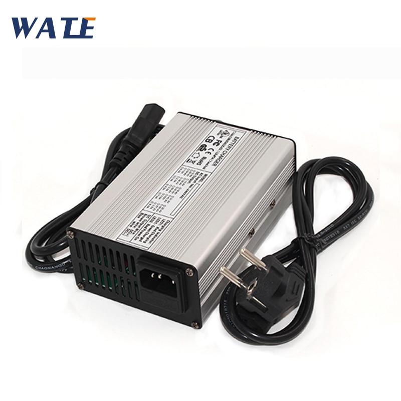 12В 8А зарядное устройство свинцово-кислотная батарея зарядное устройство для электромобиля, Электрический вилочный погрузчик, электрическ...