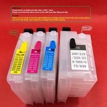 Yotat 재충전 용 잉크 카트리지 lc679 lc675 형제 MFC-J2320 MFC-J2720 (남미)