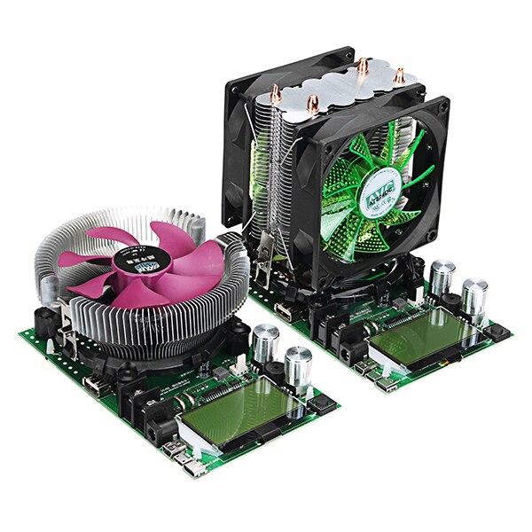 Carregador de Carga 8 em 1 Digital Bateria Capacidade Tester Voltímetro Ajustável Constante Atual Eletrônico Medidor Usb 150w – 180w