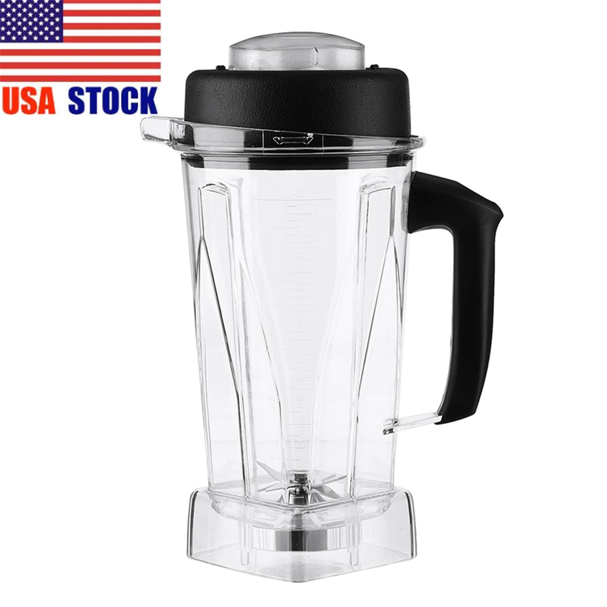 2L Container Jar Jug Pitcher Cup Commercial Blender/ Spare Parts for Vitamix 60oz Home Kitchen Appli