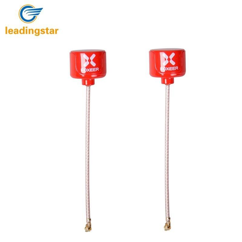 LeadingStar Foxeer Lollipop 2 RHCP SMA/RP-SMA 5.8G 2.5dBi Super Mini Antenna for FPV Racing Drone
