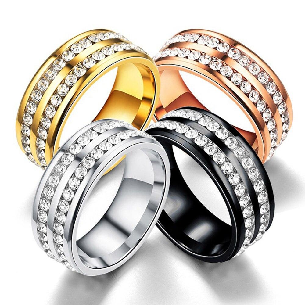 Anillo de pérdida de peso para hombre/mujer Aro para adelgazar cuidado de la salud quemagrasas anillo magnético completamente enjoyado cuidado de la salud anillo de dedo
