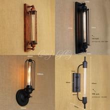 Retro Steampunk T30 Led Edison-birne Lampen Art Deco Vintage Wandleuchter Lampe Hause Beleuchtung Dekorative Wand Licht Wandlampen Luz