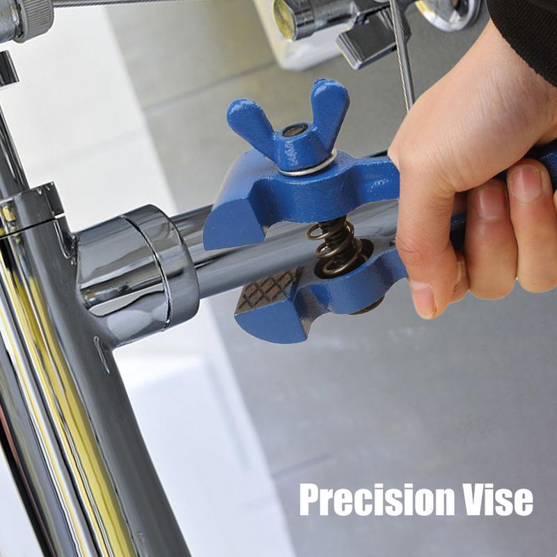 Mini mão precisão vise 20mm 40mm 50mm multi-purpose alicates pequenos pesados alicates fixos ferramentas mão machinista