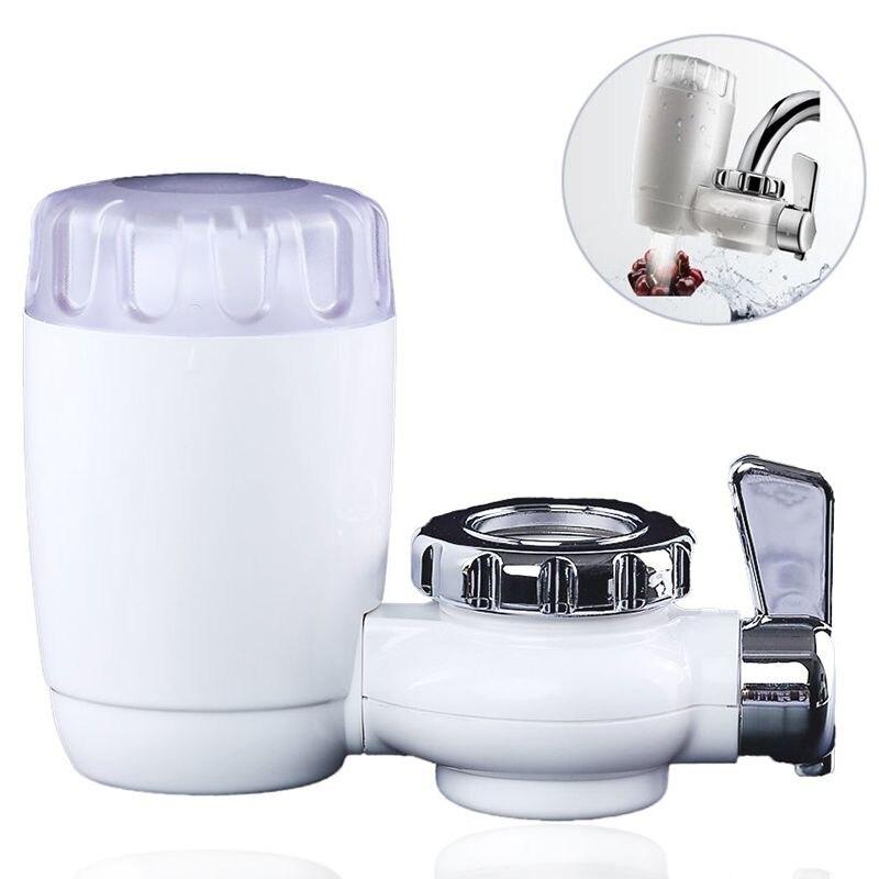 Кран фильтр для воды на кран очиститель многоступенчатая фильтрация парадный