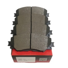 4pcs Car Front Ceramics Brake pad For Toyota Corolla Rav4 D1210