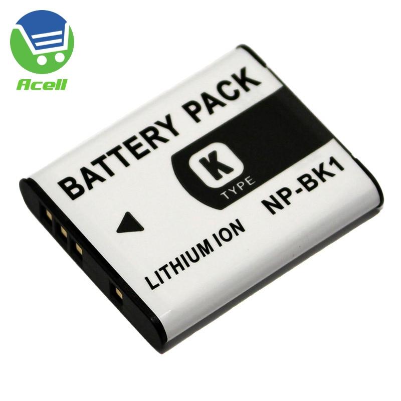 NP-BK1 batería para SONY MHS-PM5 MHS-PM1 DSC-S750 DSC-S780 DSC-S950 DSC-S980 DSC-W180 DSC-W190 DSC-W370 Cámara