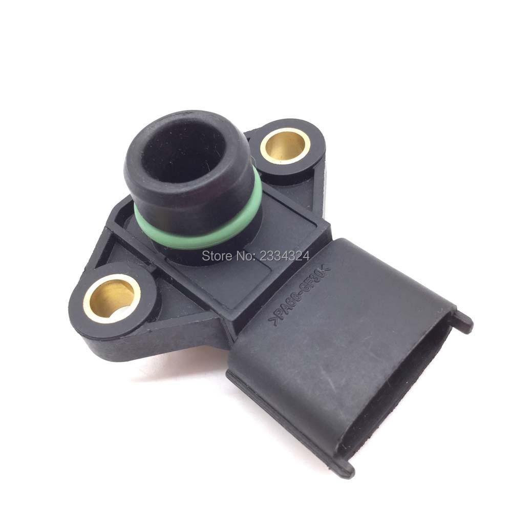 Sensor de presión MAP para HYUNDAI grandeza H-1/Starex IX55 XG Santa Fe Sonata KIA Sorento Opirus Magentis 39300-38100, 39300-38200