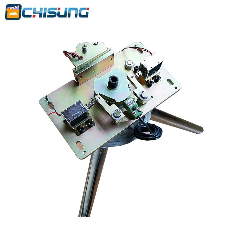 Motor turnstile barrier gate semi automatic tripod turnstile mechanism