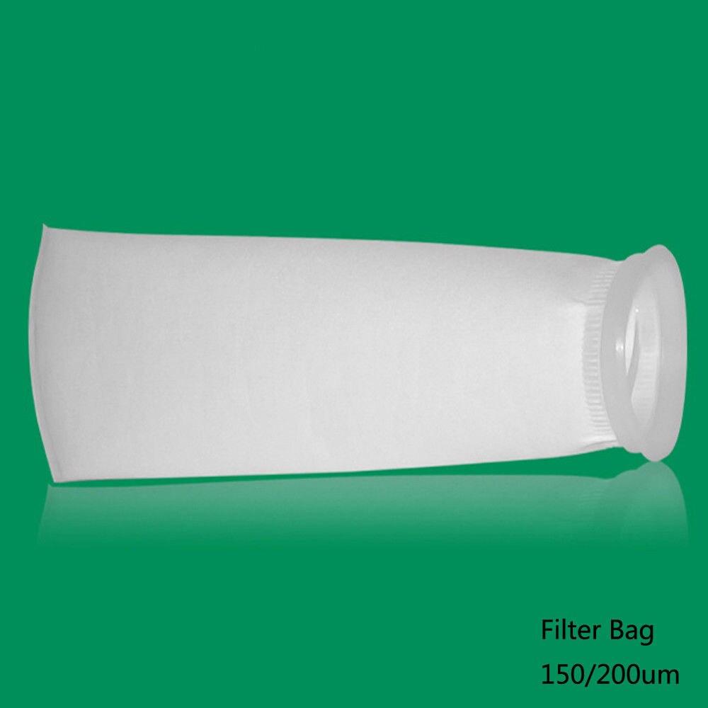 1 pcs Fish Tank Pre Filter Sock Bag Protecting Reef Fish Tank Aquarium Marine Bubble Mesh Pond pot Sock Sump clean