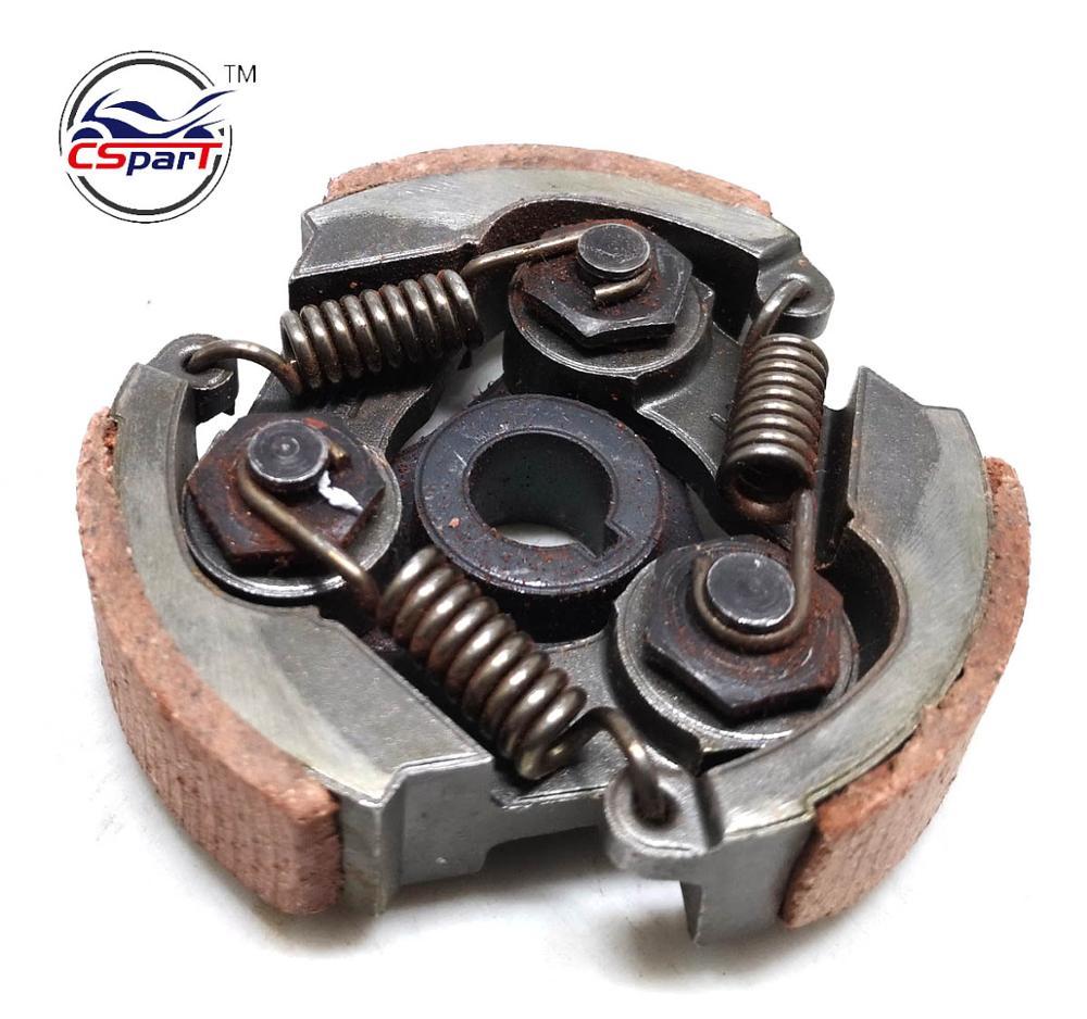 Performance Heavy Duty 47CC 49CC Clutch Key Way Mini Moto Pocket  Dirt Pit Bike ATV Go Karts 47cc 49cc Parts