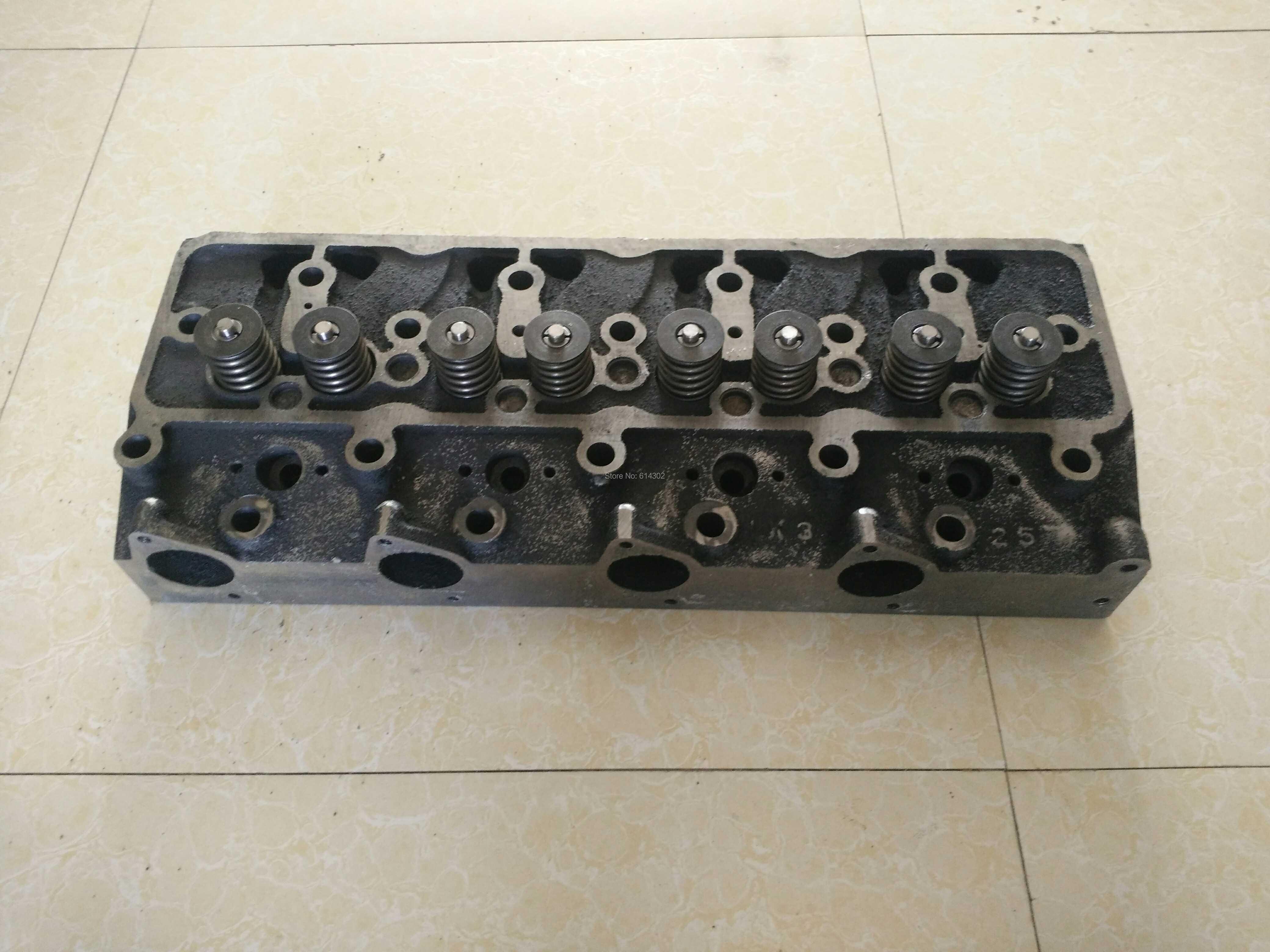 Swirl kammer typ Zylinder kopf für K4102D K4102ZD K4102/P/C weifang diesel motor/diesel generator teile
