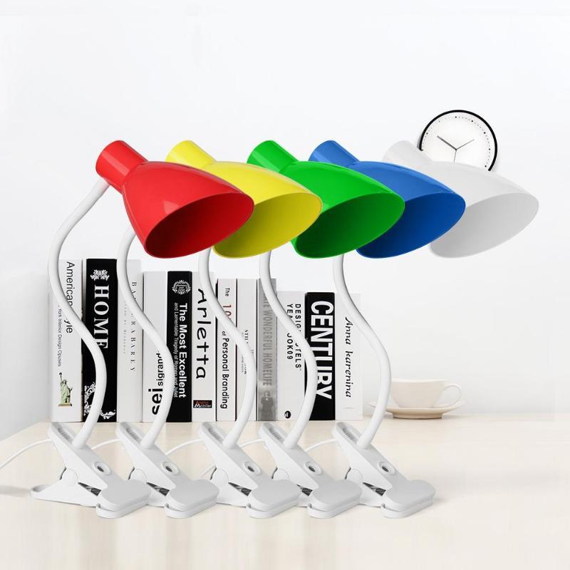 Универсальный гибкий светильник AC 110-220 В, держатель с зажимом для лампы E26/E27, держатель для розетки, светодиодный держатель для настольной лампы