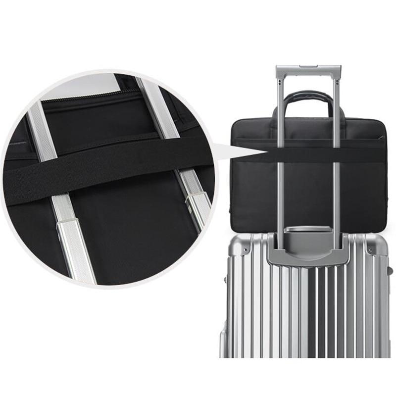 2020 Top-level Super Capacity Plus Business Men's Briefcase Women Handbags Laptop Bags 16 17 19 Inch Oxford Crossbody Travel Bag