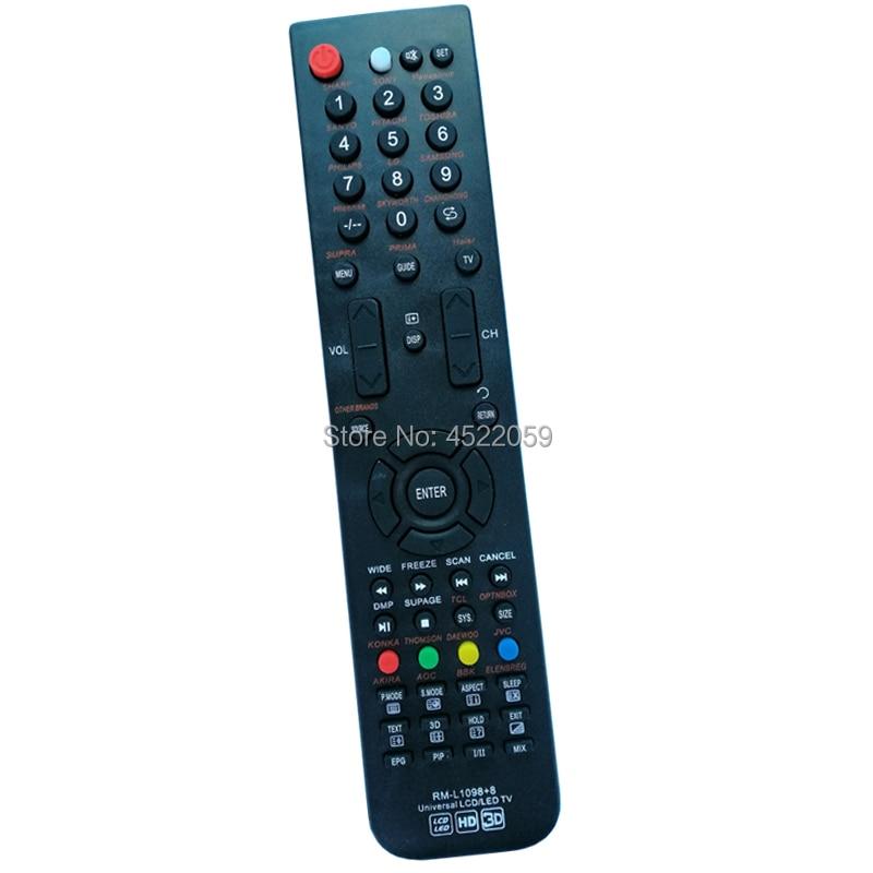 Mando a distancia universal de TV para AOC GENERAL IZUMI es misterio AKIRA HOB187 HOB279 BBK CAMERON RC-2603 HVD208 rc1529 supra hob283