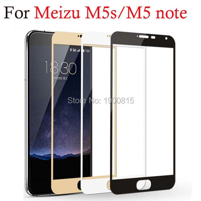 Case On Maisie M5S Protective Glass On The For Meizu Note M 5 5S 5Note Meizy Maze 5M Tempered Glas S