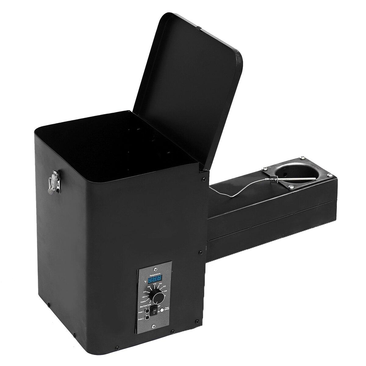 متحكم رقمي ذكي في درجة الحرارة ، كهربائي ، أوتوماتيكي ، حبيبات خشبية ، مدخن ، جزء بديل ، ملحقات شواء ، 120 فولت
