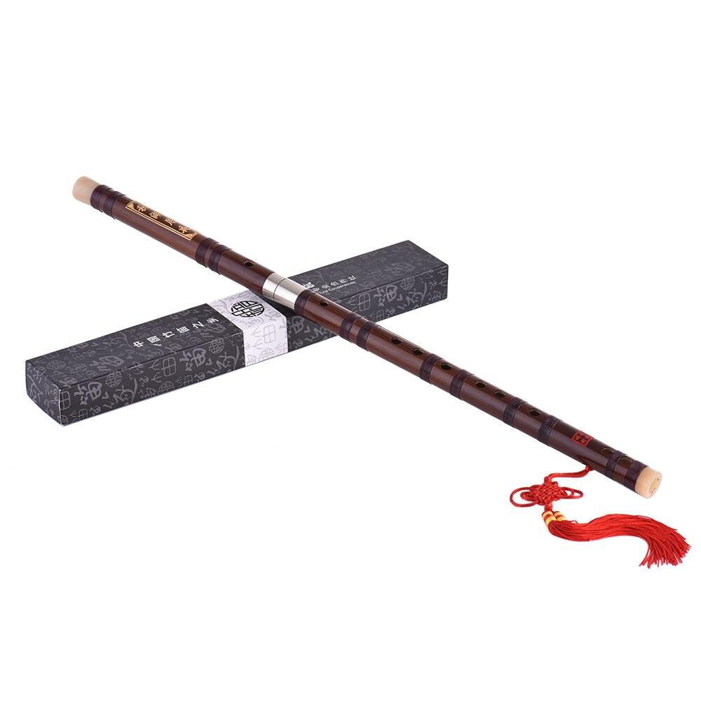 Подключаемая бамбуковая канавка Dizi традиционный китайский музыкальный