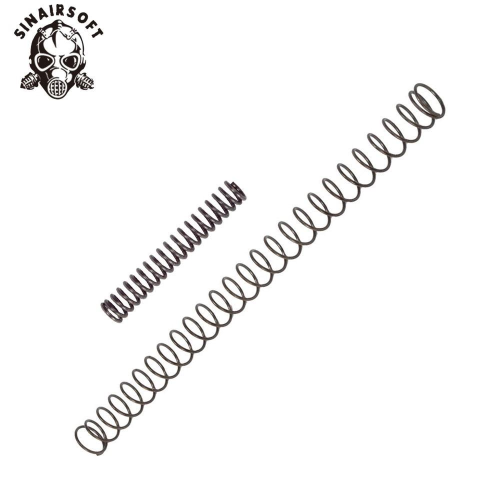 Enhanced recoil primavera & martelo primavera para m1911 (150%) aeg gearbox rifle caça acessórios frete grátis