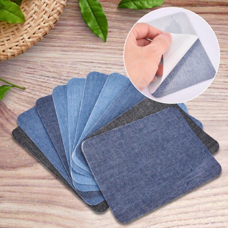 10 шт термо липкий Утюг на исправление заплатки джинсы сумка шляпа ремонт декор дизайн