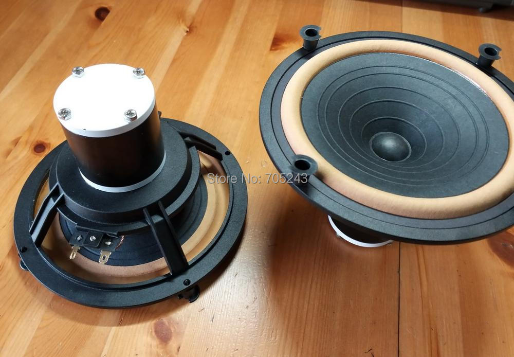 Paar 2 stücke HiEND 6,5 zoll fullrange-stoff speakerDIATONE P610S CL0N (2019 große Alnico version)