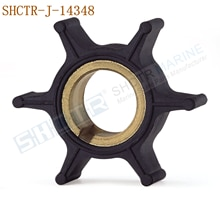 SHCTR-turbine hors-bord pour Mercruiser 19210-ZW9-A32   Pièce en laiton pour Sierra 18-32455,CEF 500348,8/9.9/10/15/20HP