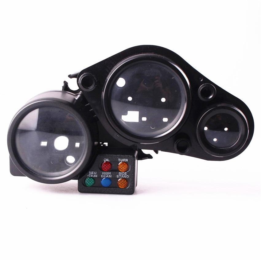 ABS velocímetro tacómetro manómetro instrumentos funda para Honda CBR250 CBR400 MC22 NC29