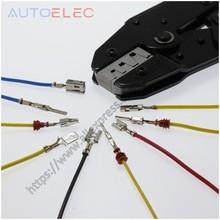 929939-3 outil de sertissage à cliquet Terminal automobile/pinces à sertir avec joint métallique connecteur étanche pour Molex DELPHI tyco AMP