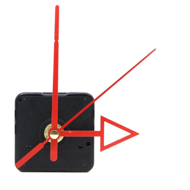 6mm shaft length Wall Quiet Mute Hand Quartz Clock Movement Mechanism DIY Repair Tool Parts Kit F
