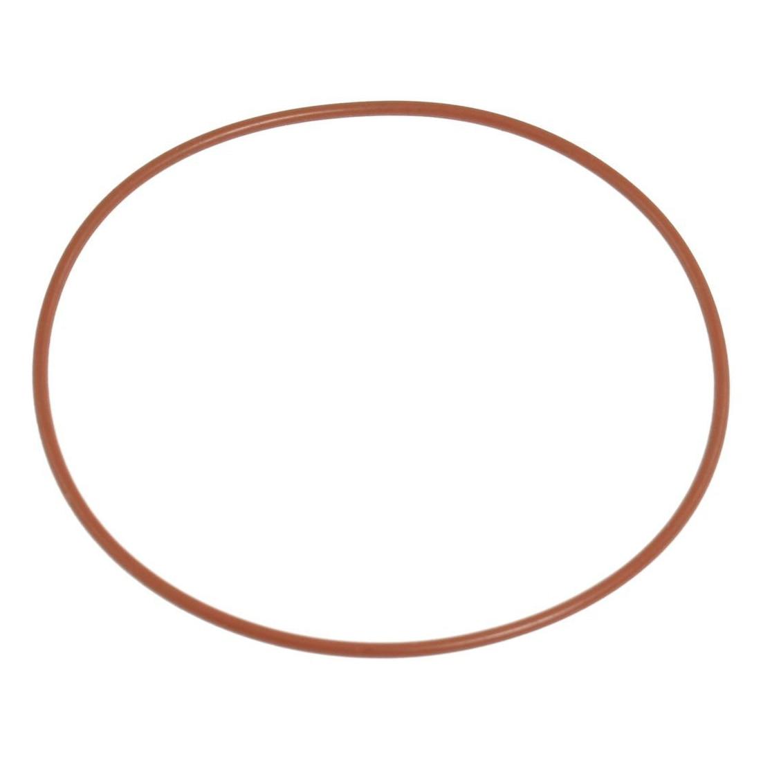 Arandela de sellado de silicona caliente O anillo rojo 85mm x 81mm x 2mm