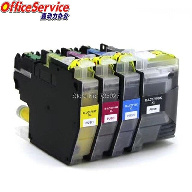 LC3717 LC3719XL cartucho de tinta Compatible para Brother MFC-J2330DW MFC-J3930DW impresora