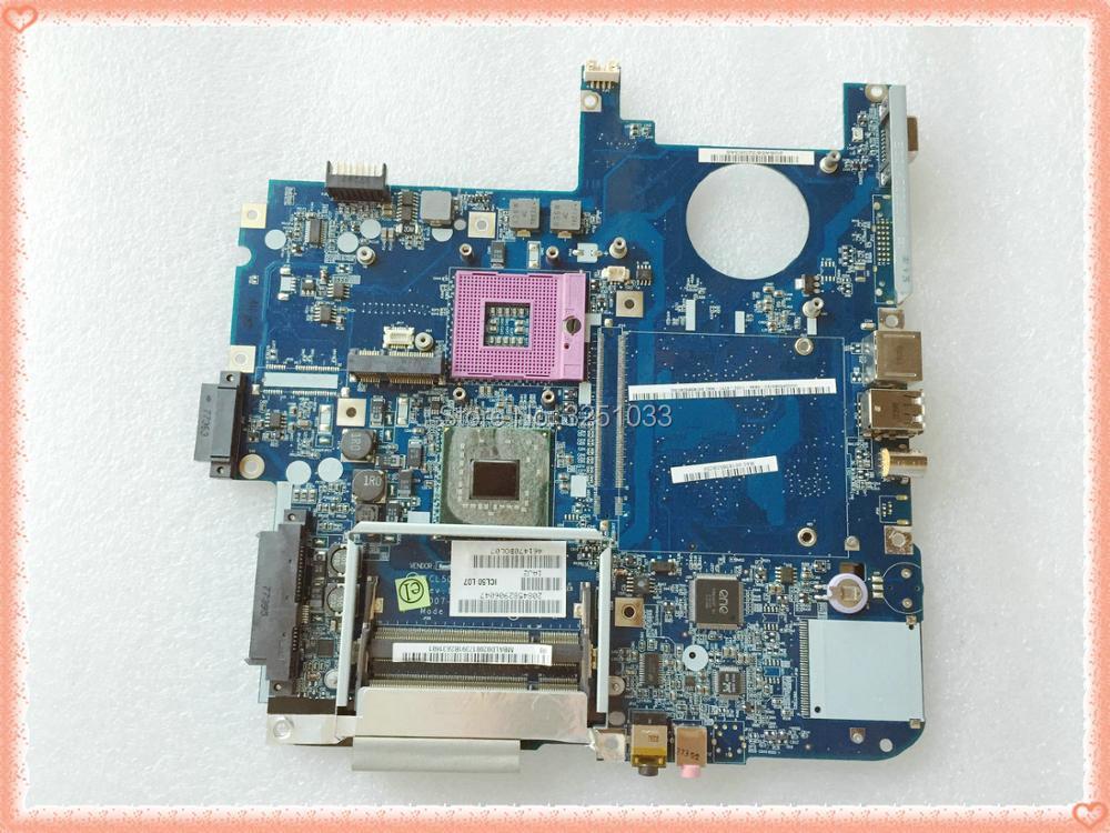LA-3551P ICL50-placa base para portátil Acer 5715Z 5315, MBAKM02001, LA-3551P, NOTEBOOK, prueba...