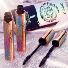 4D Mascara Cream Waterproof Sweatproof Thick Curling Eyelash Cosmetics for Women Girls