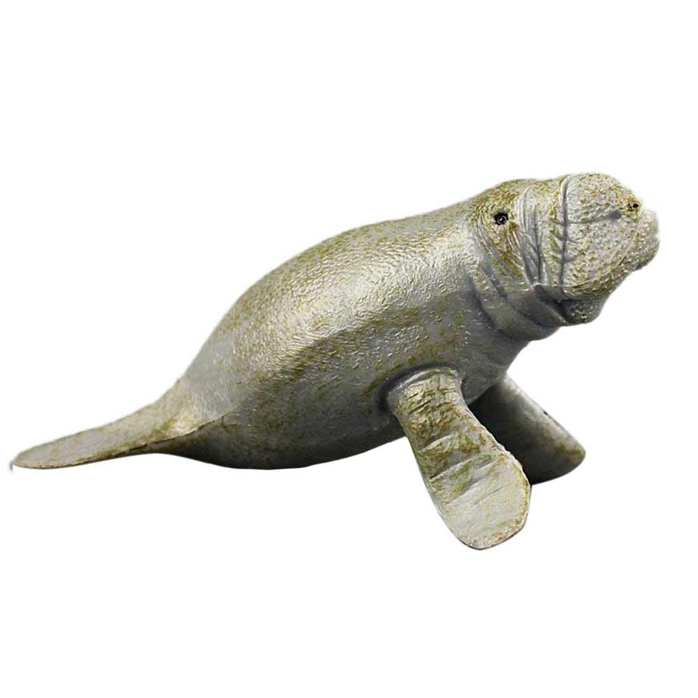 1 шт. Manatee Similation морские игрушки для животных пластиковые фигурки животных океана для малышей детей