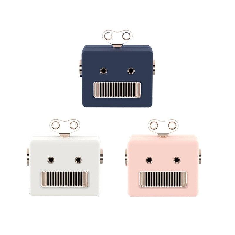 Altavoz portátil Bluetooth Retro Mini altavoz inalámbrico portátil con Bluetooth Radio Estéreo Larga modo de reposo reproductor de música altavoz