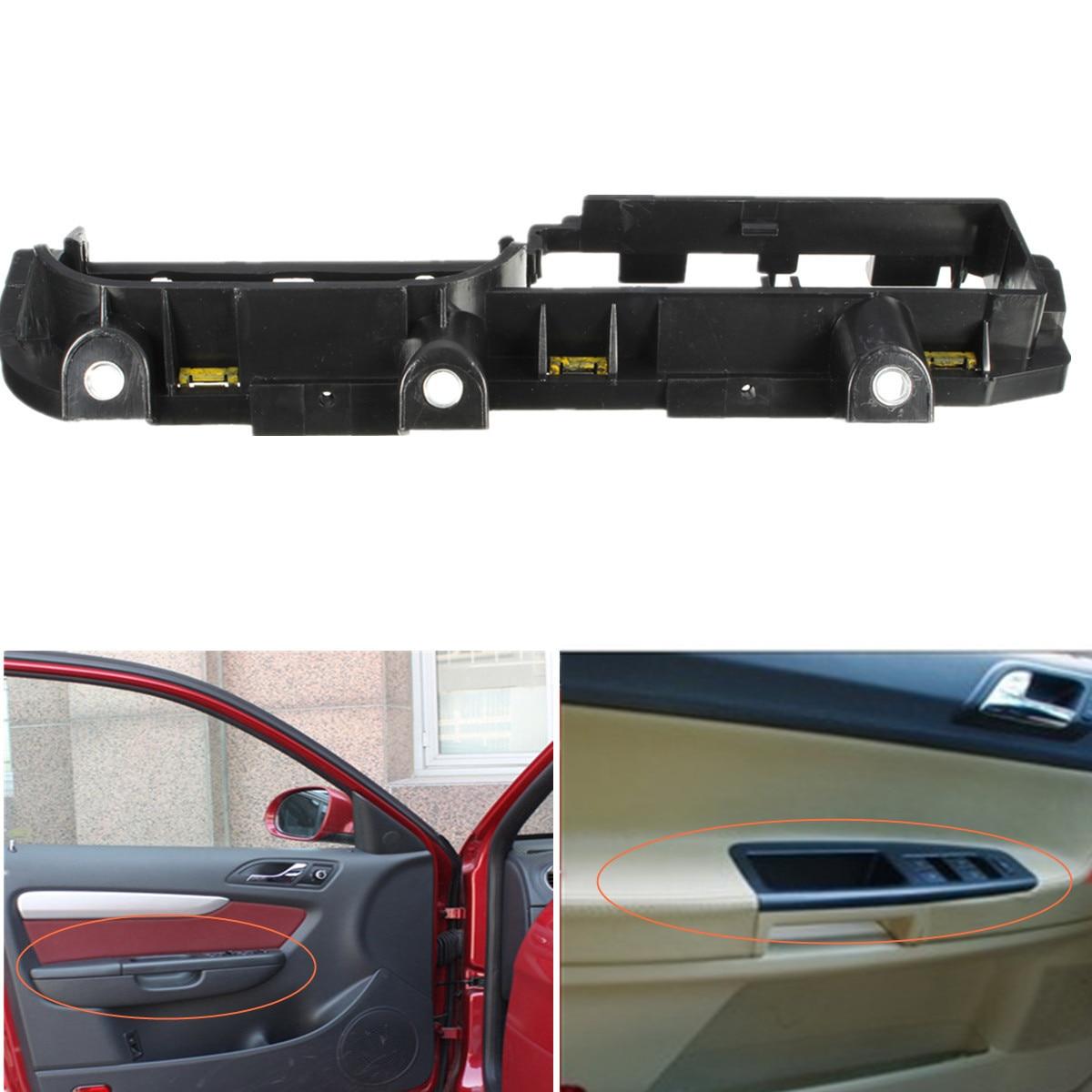 Передний левый Драйвер межкомнатной двери Натяжной кронштейн для ручки 1J1867179A для VW Jetta Bora Golf MK4 1999-2001 2002 2003 2004 2005